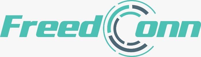 logo freedconn intercomunicadores